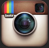 social media button instagram
